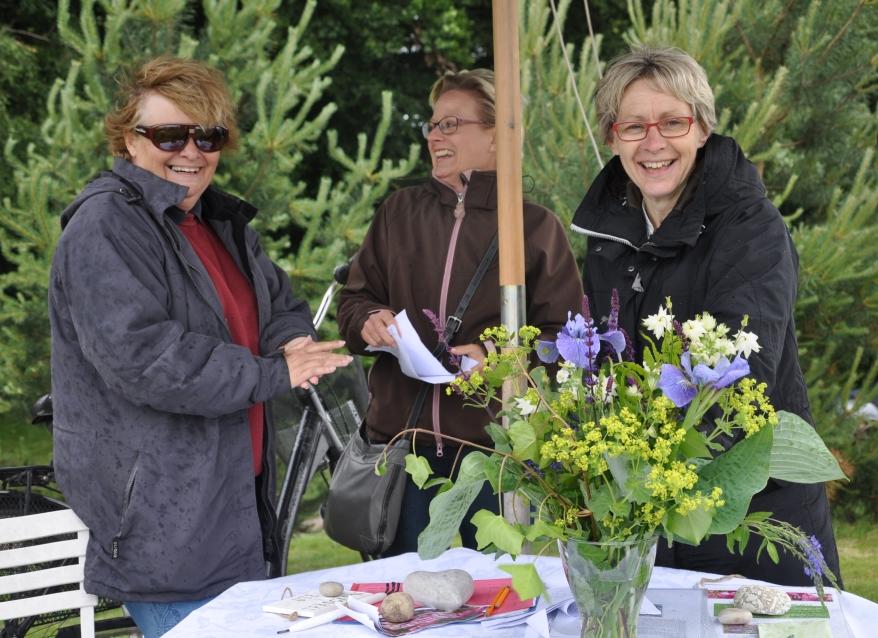 Planteringsfest på Parkens Dag!